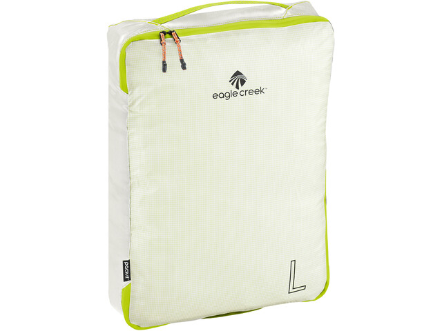 Eagle Creek Pack-It Specter Tech Cube L, white/strobe